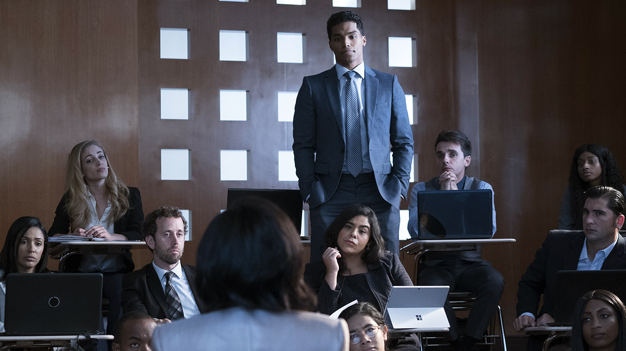 Review How To Get Away With Murder 5x02 Whose Blood Is That O