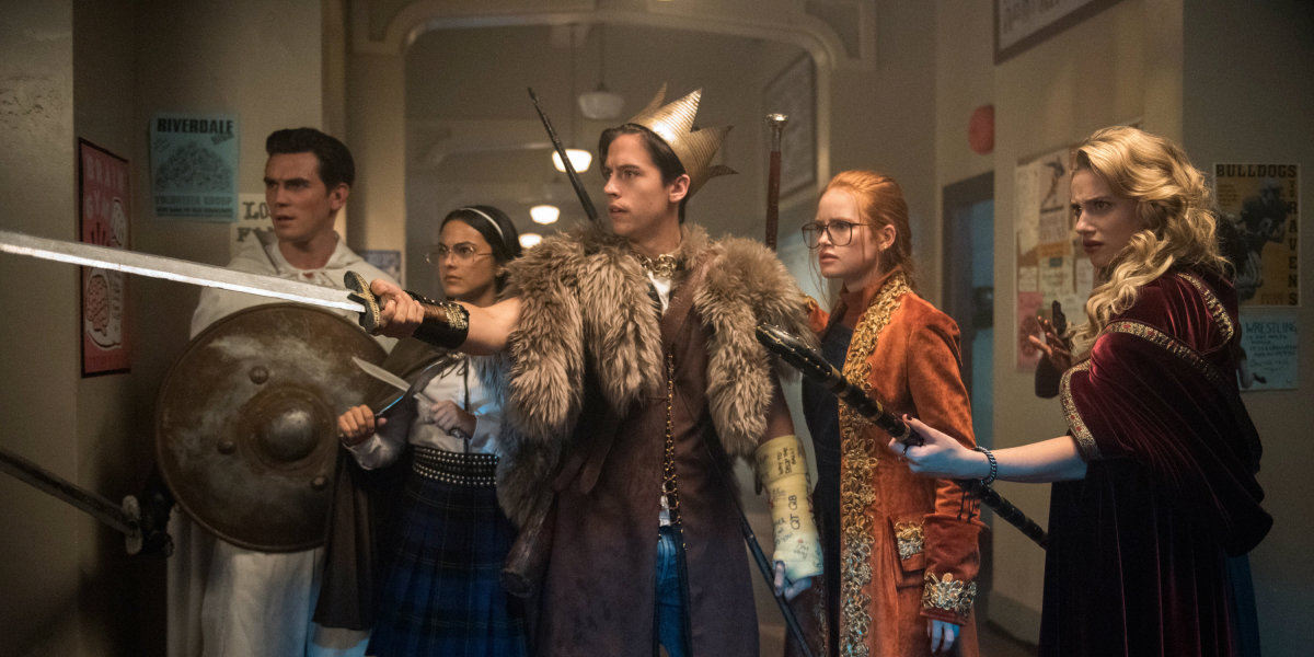 Riverdale 3x04: The Midnight Club